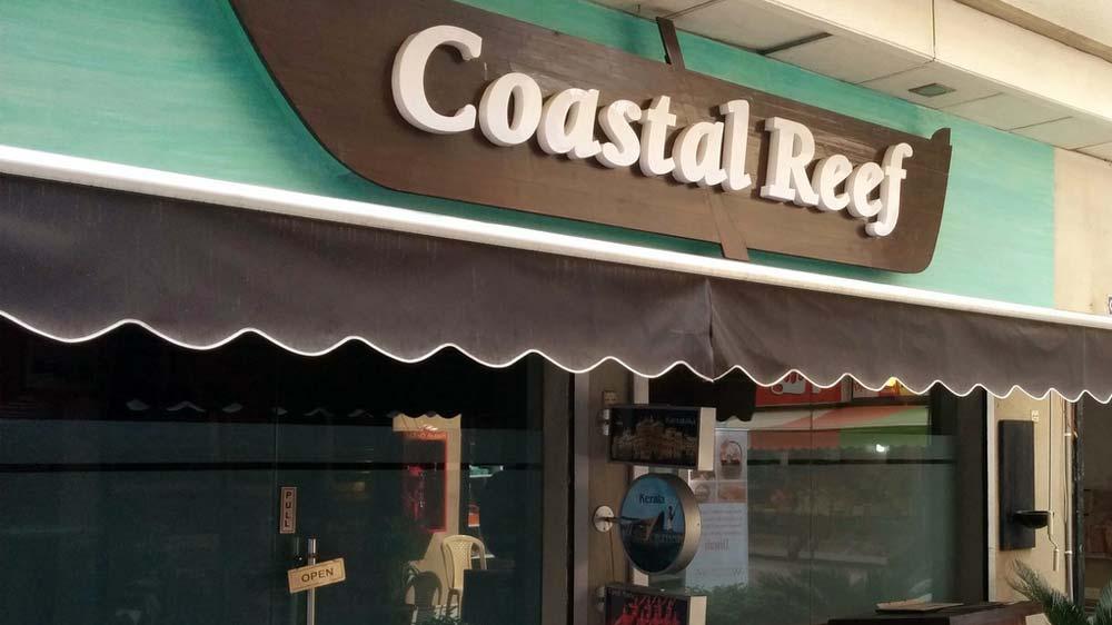 Our main competitors are Swagath and Zambar- Coastal Reef