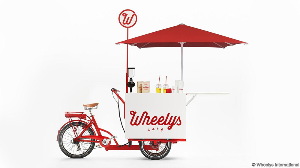 'Cafe on wheels' Is Making Its Foray In India