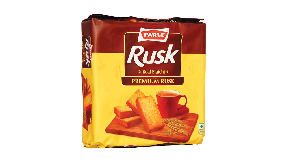 Parle launches 'Parle Rusk'