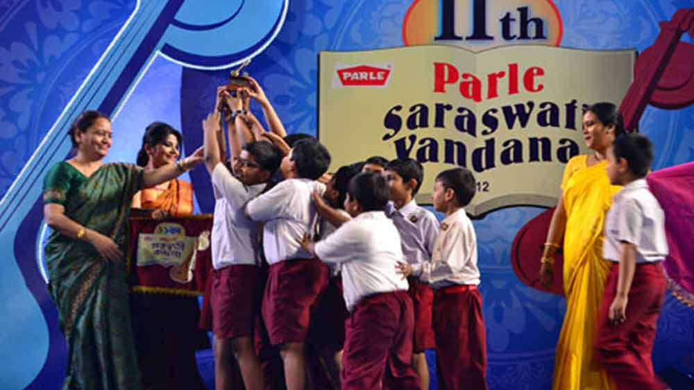 Parle Products announces winners of 14th Parle Saraswati Vandana