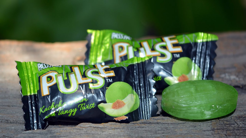 Pulse becomes top player in hard-boiled candy market