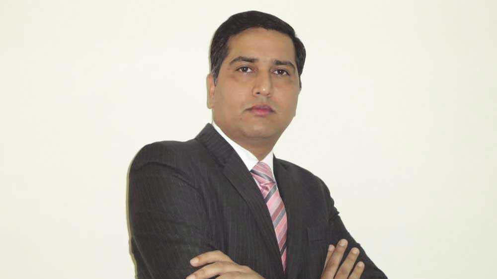 Raghu Sapra appointed as GM