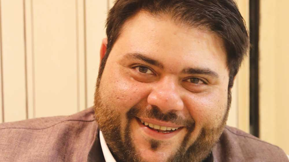 Riyaaz Amlani takes the helm at the National Restaurant Association of India as President