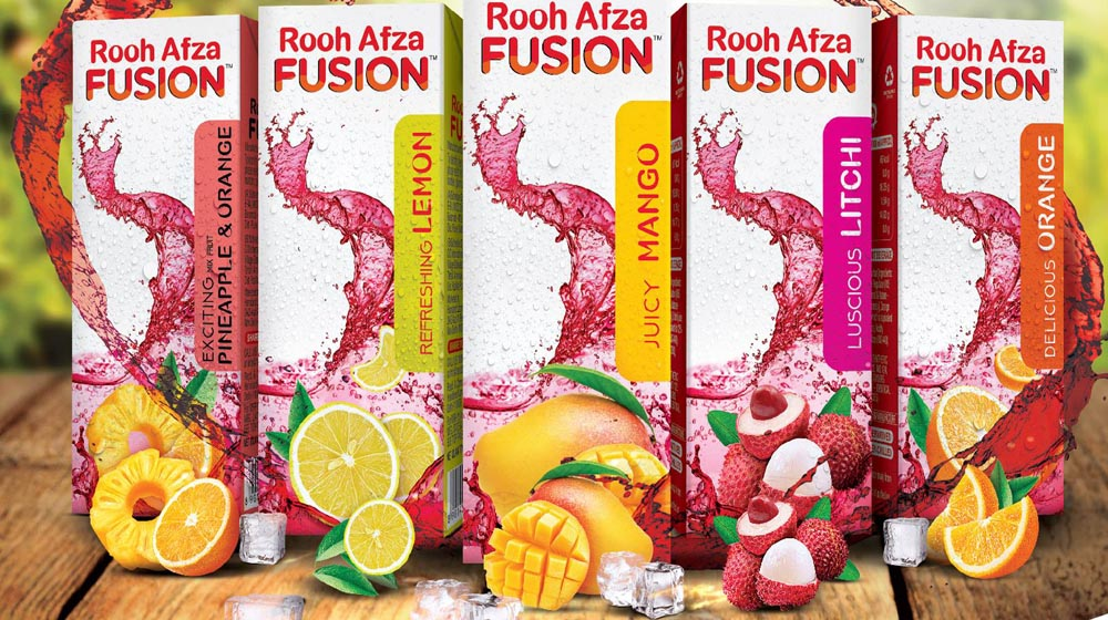 Hamdard launches ready-to-drink beverage RoohAfza Fusion