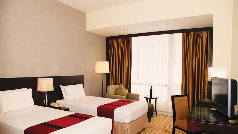 Royal Retreats at Grand Palace Hotels