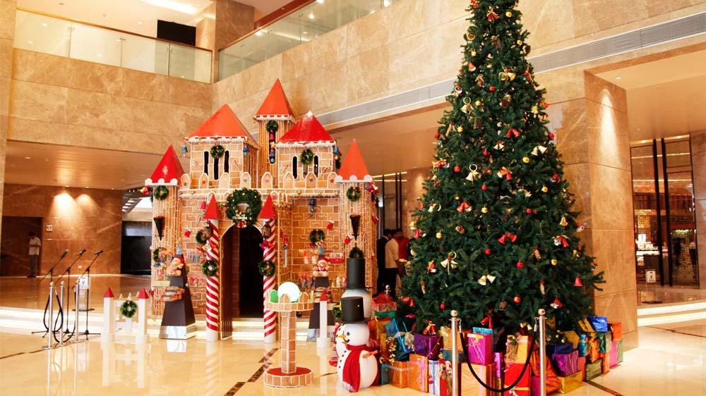 Sheraton Bangalore to celebrate Christmas