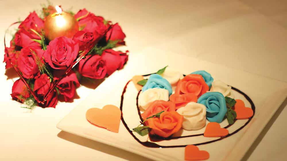 'Show your love week' at Pebbles