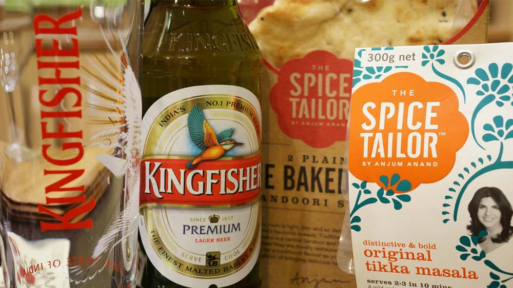 Spice Tailor Sauces Going Coles