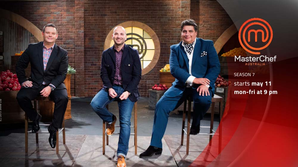 Star World Premiere to launch Masterchef Australia in India