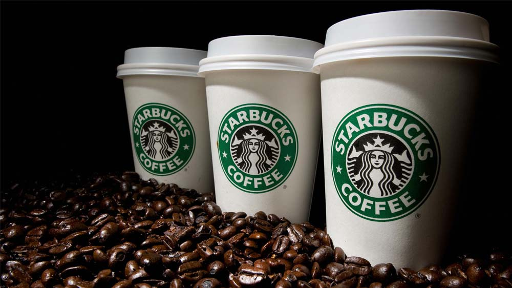 Starbucks brewed good sales in the fourth quarter