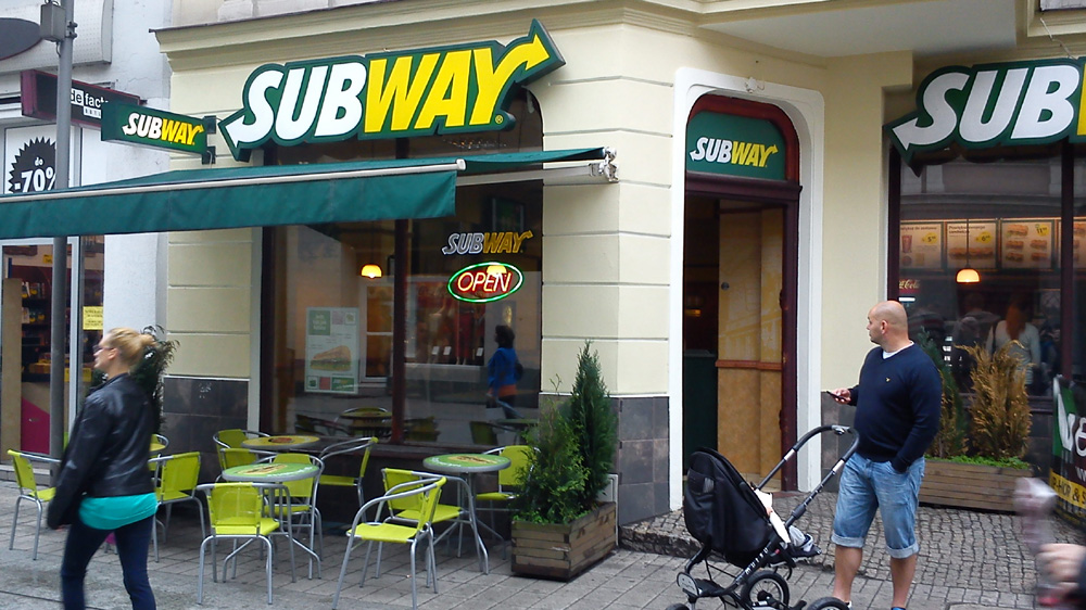 Subway to open 500 outlets by 2020, create 5000 jobs