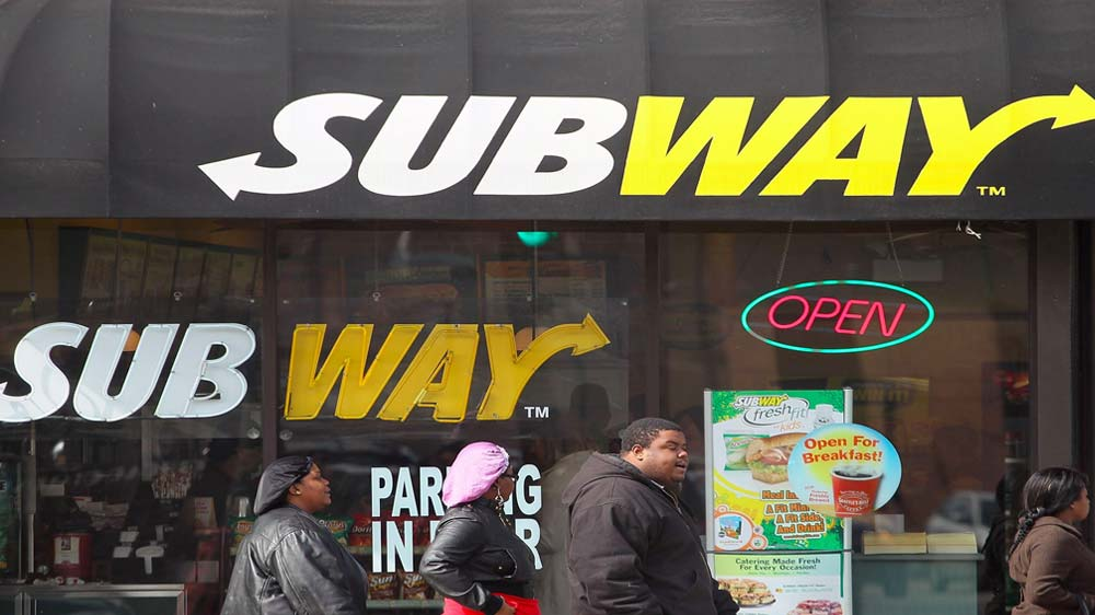 Subway opens all-women operated outlet this women's day