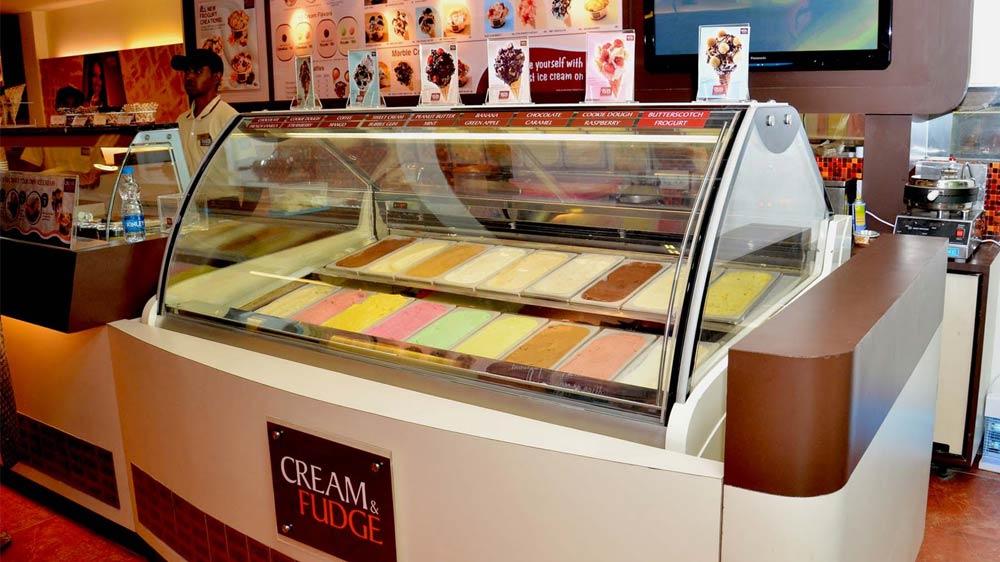Take Away Dessert by Cream & Fudge