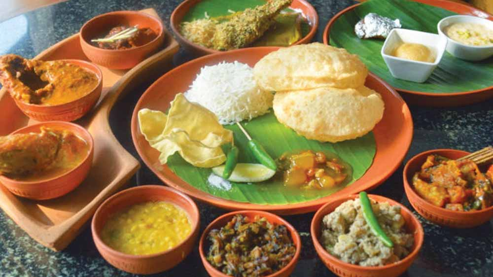 Taste Bengali delicacies on The BrewMaster platter