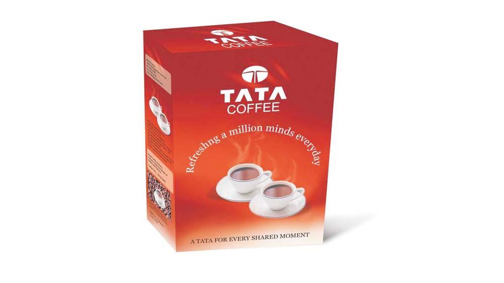 Tata Coffee records fall