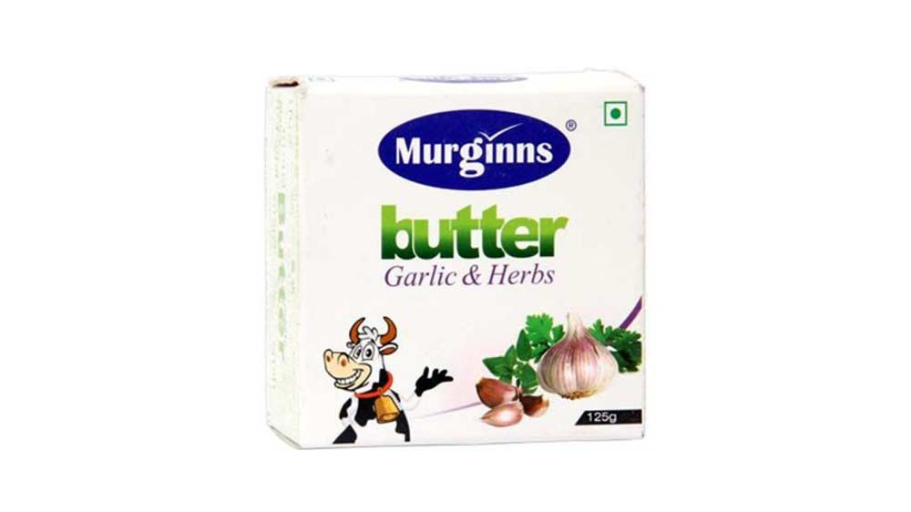 The group has launched popular Murginns Garlic Herb Butter in Chandigarh.