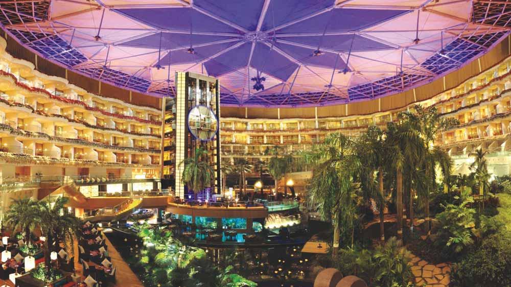 The Metropolitan Hotel & Spa bags awards