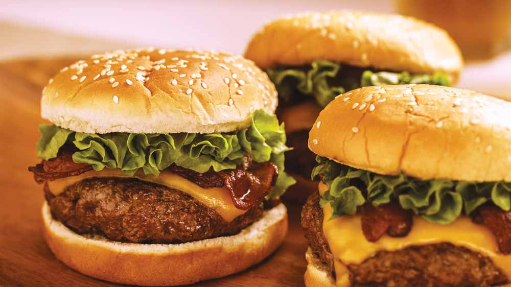 The Mix to host Burger fest