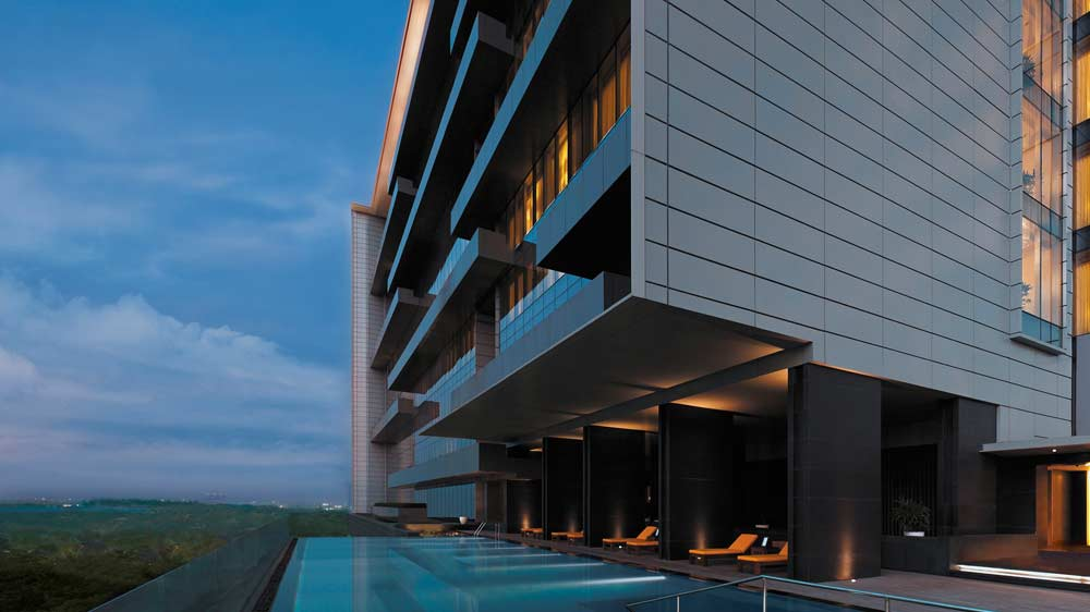 The Oberoi Launched Trident
