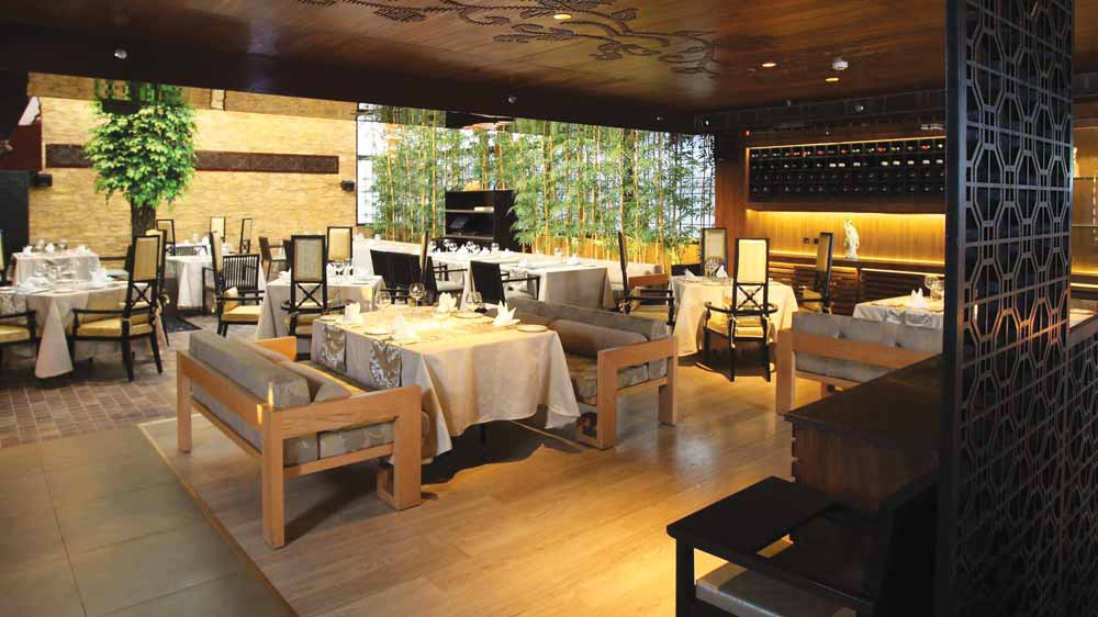 The restaurant chain also counts Wipro chief Azim Premji as a private investor.