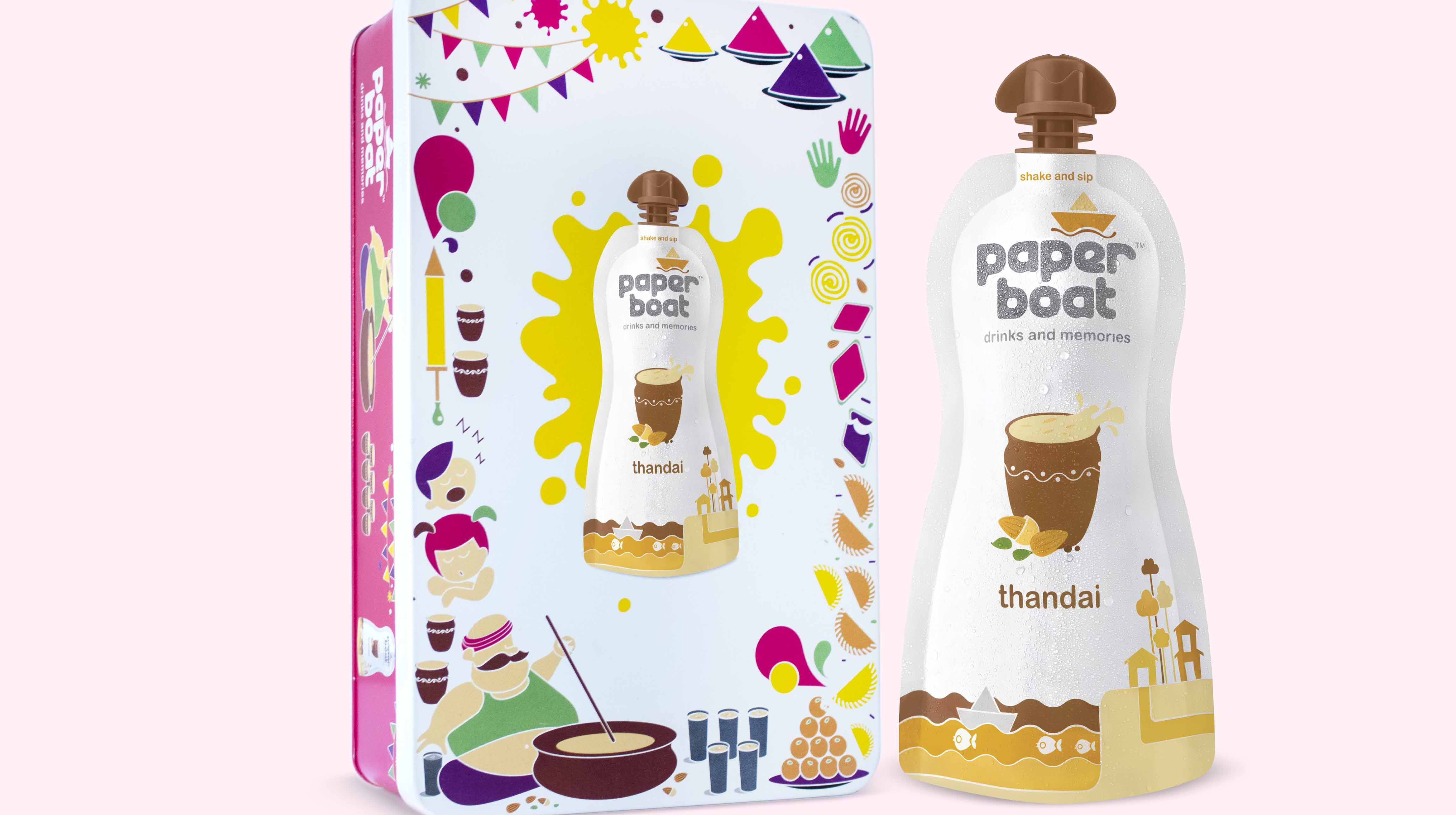 Paper Boat brings Thandai to cool down the upcoming summer effects