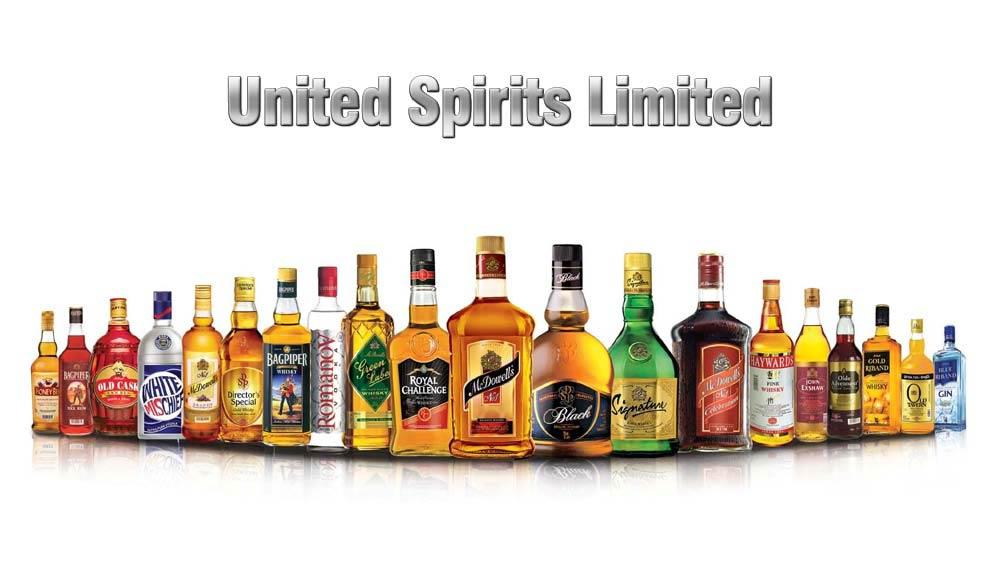 United Spirits profit rose to Rs 929cr this quarter