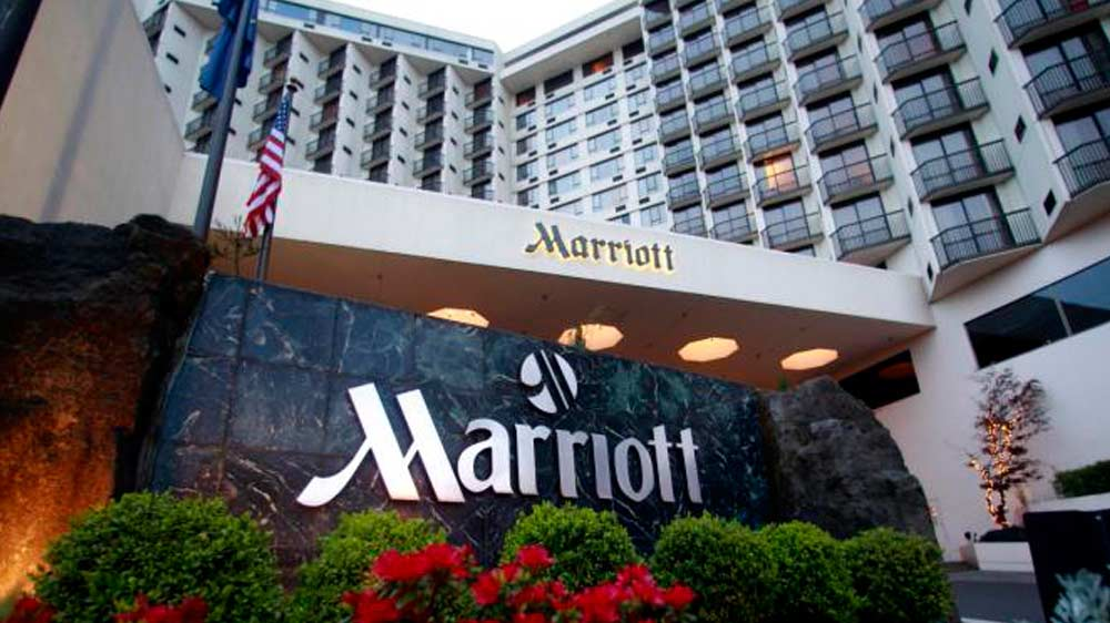 Up to 20% off during Stay at Marriott