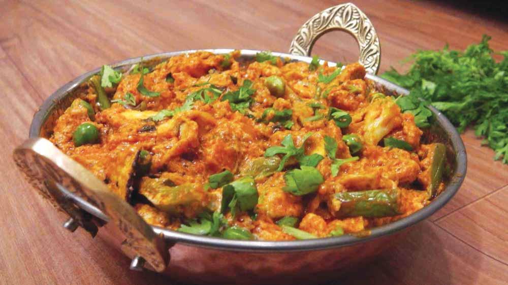 'Veg special' delights at Ankur Restaurant