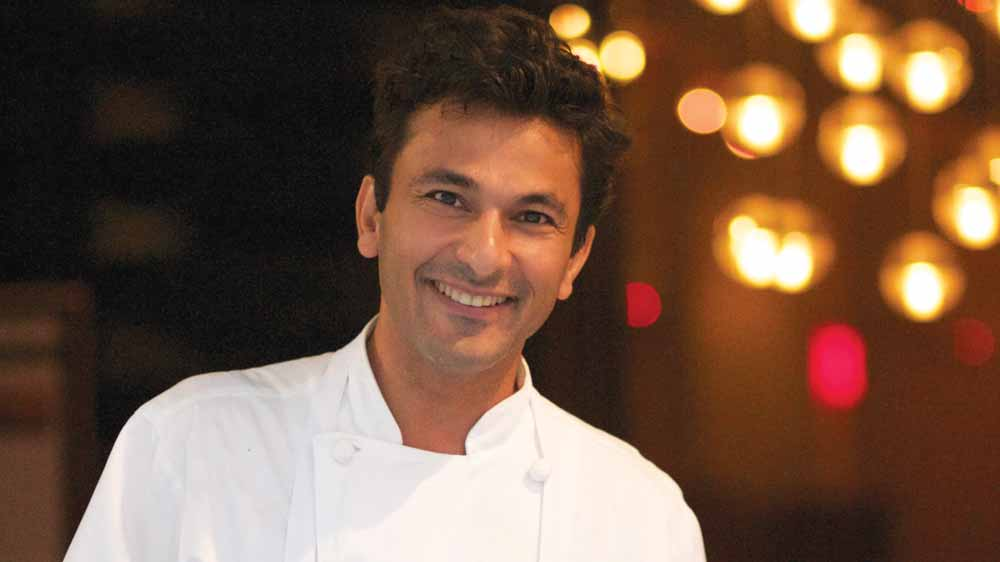 Vikas Khanna launches new Cookbook