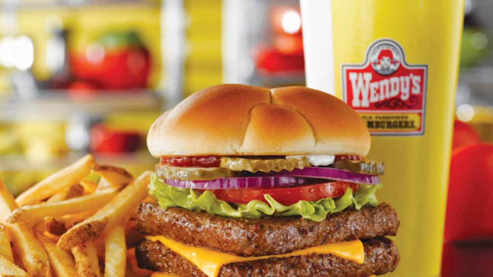 Wendy's, the 3rd largest hamburger chain to enter India