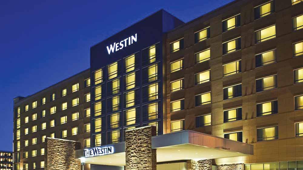 Westin to enter Kolkata