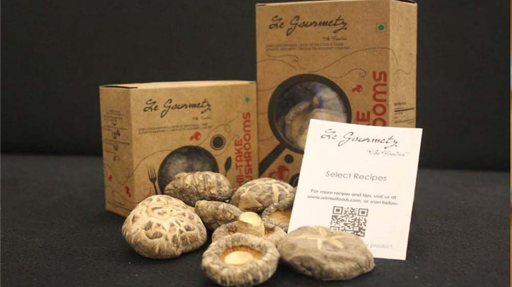 WIMWI Foods launches India\'s first ultra-healthy mushrooms