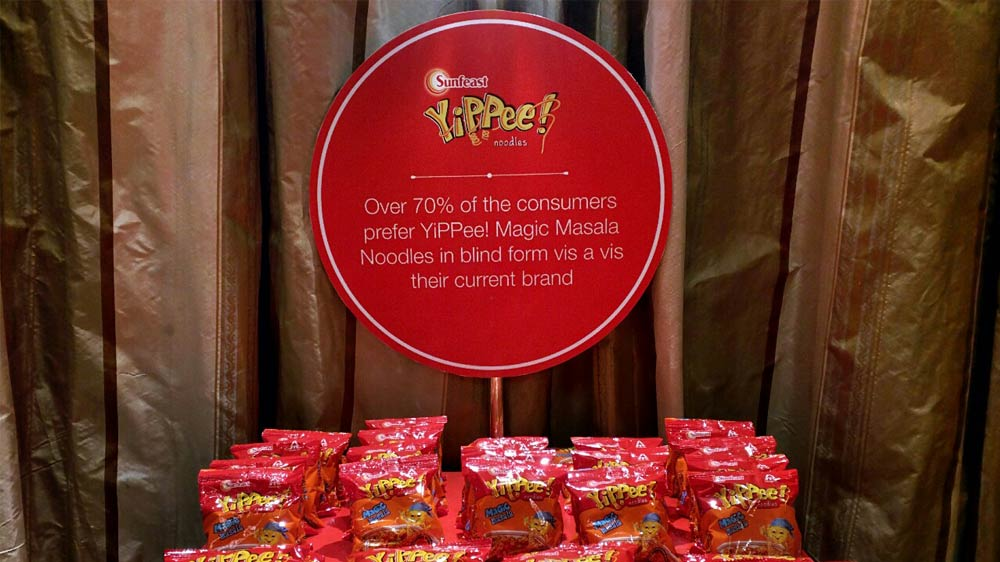 Yipee noodles safe to eat: Y C Deveshwar, Chairman