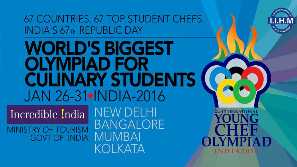 Young Chef Olympiad kicks culinary fever in India