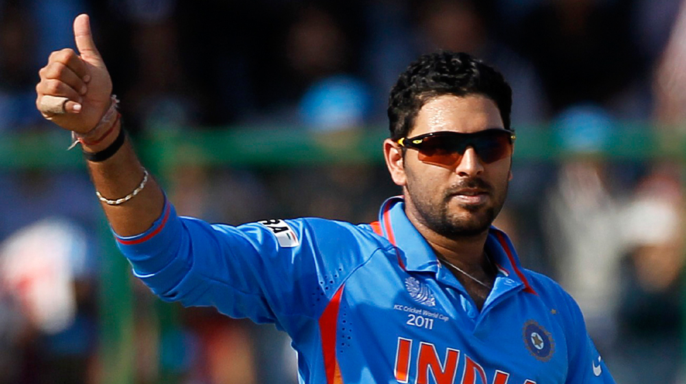​EazyDiner ropes in Yuvraj Singh as Brand Ambassador