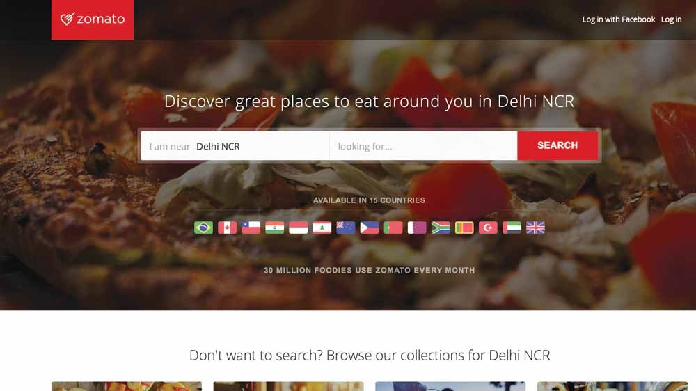 Zomato enters Canada; plans to invest $10 million