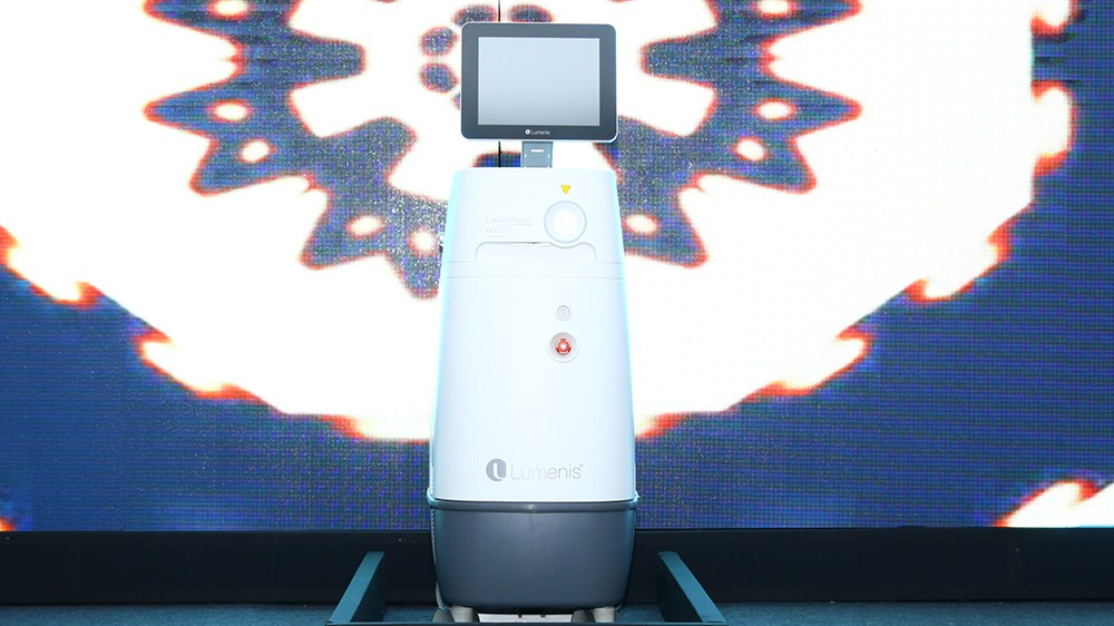 Lumenis India launches New Laser Technology for Urology Moses Holmium Laser