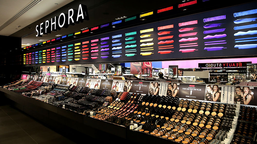 Sephora Plans To Add 10 Stores Every Year In India