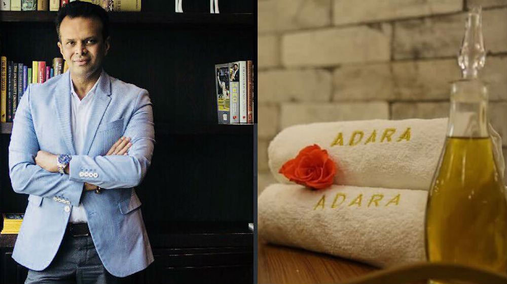 Hospitality Veteran Sanjeev Pratap Sinha Acquires Beauty & Wellness Spa Provider 'ADARA'