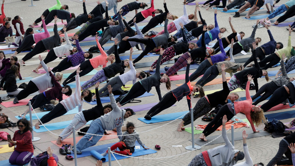 Amsterdam to observe International Yoga Day on June 17