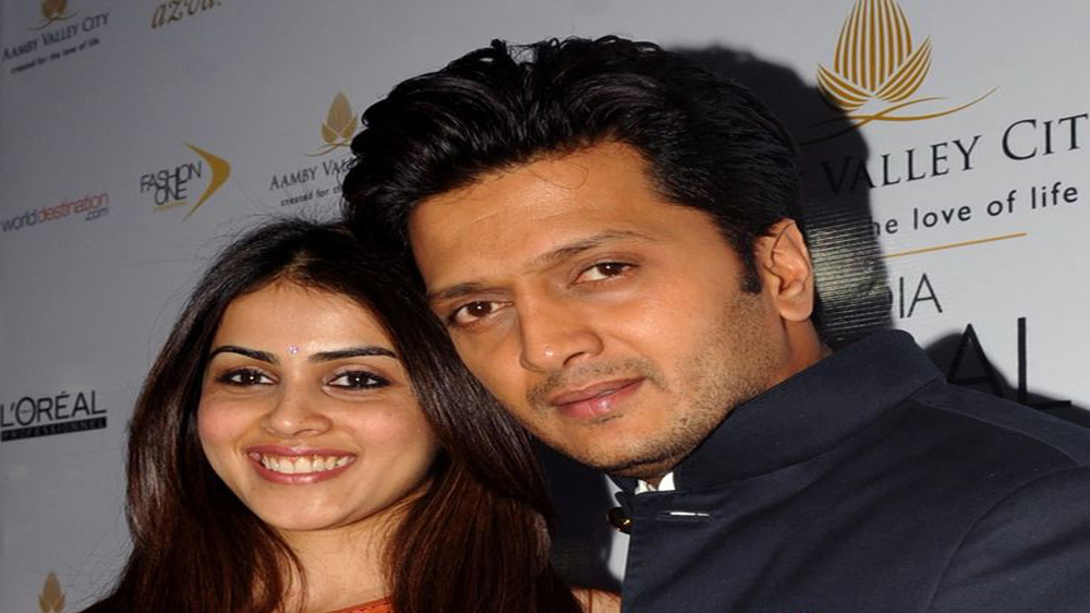 Riteish, Genelia Deshmukh back Homeopathy treatment platform Welcomecure