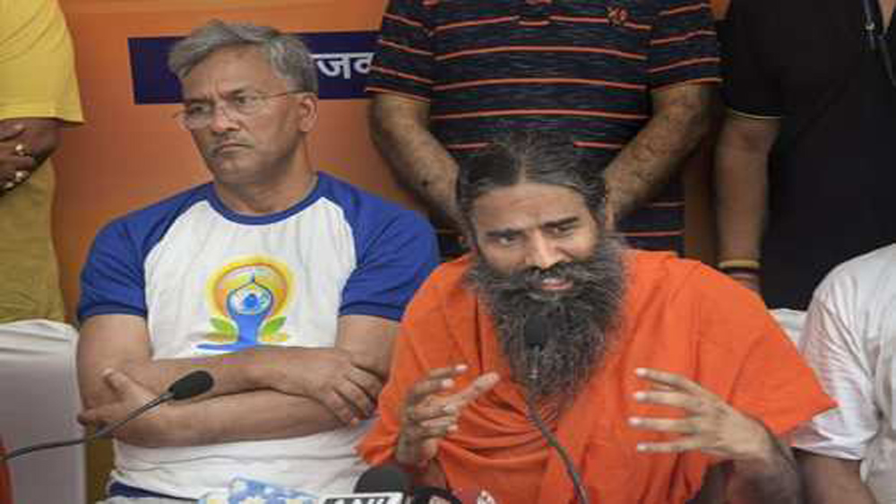 Gujarat HC issues stay oredrs to Baba Ramdev's Karauli dream project