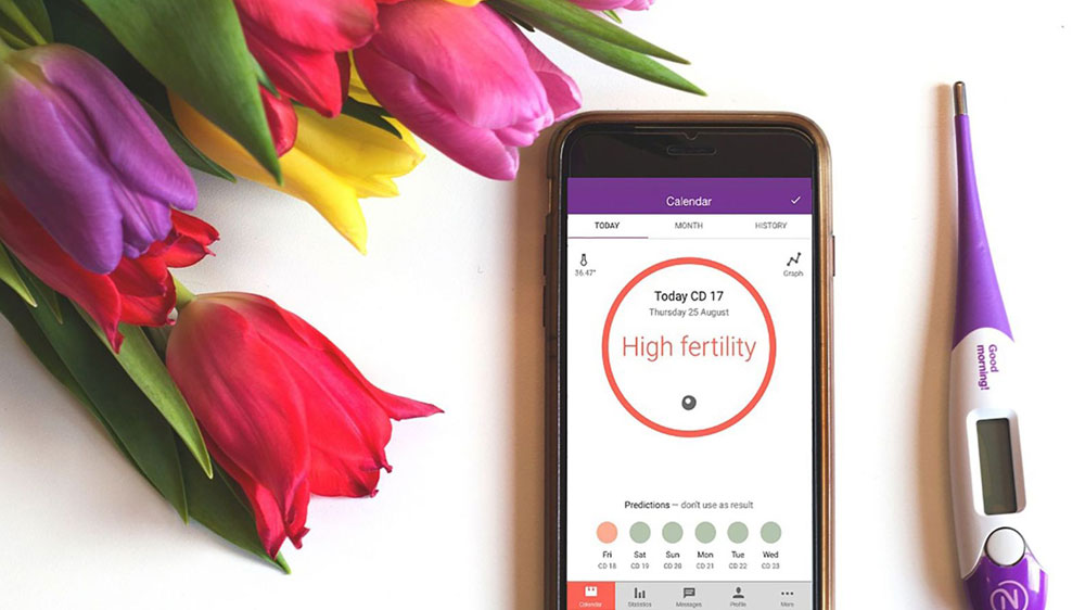 FDA clears first ever digital contraceptive app 'Natural Cycles'