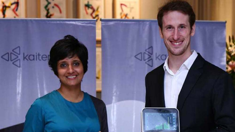 Kaiterra Launches the first indoor air quality monitor in India
