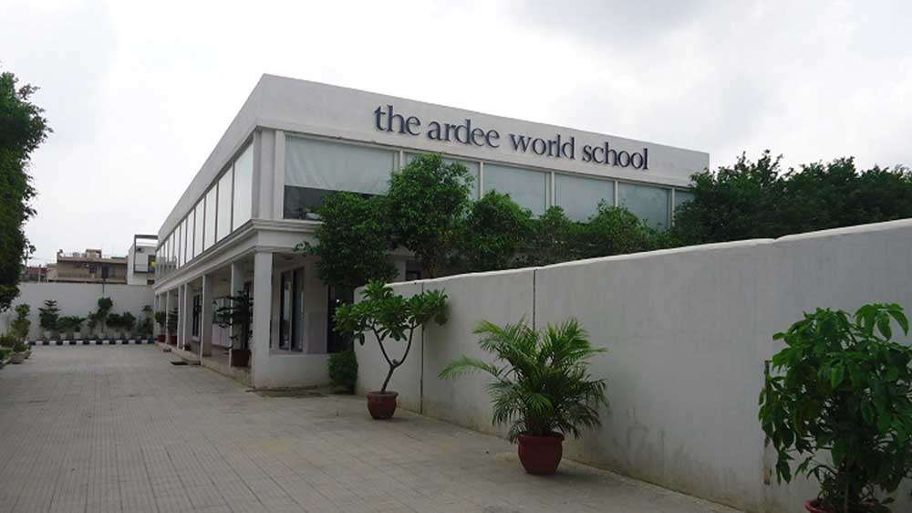 The Ardee School Partners with Nirvana Being To Unleash Air Pollution Free Greener Campus