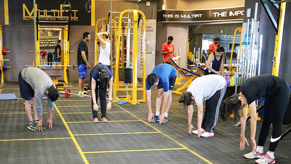 MultiFit launches India's First Gym Chain Driven Fitness Incubator Program