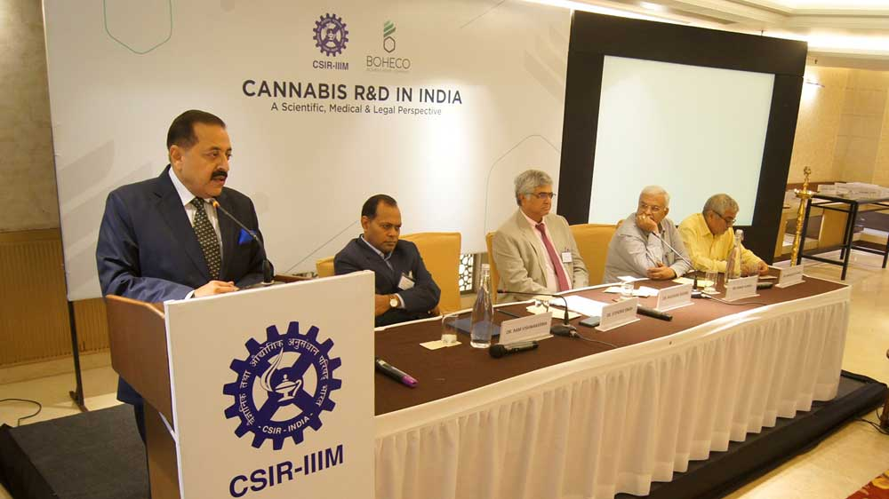 Experts call for liberal regulatory regime for cannabis-based medicines in India