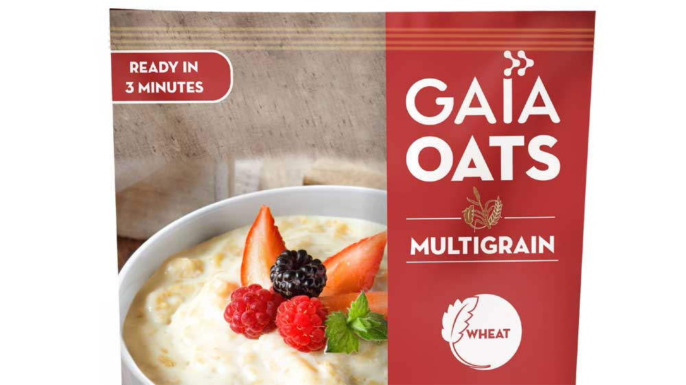 Leading Health & Wellness Brand Gaia Launches Oats - Multigrain