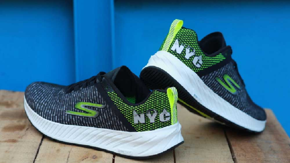 6101acef Skechers, an American performance and lifestyle footwear brand, has  unveiled the limited edition Skechers NYC Marathon Shoes in India.
