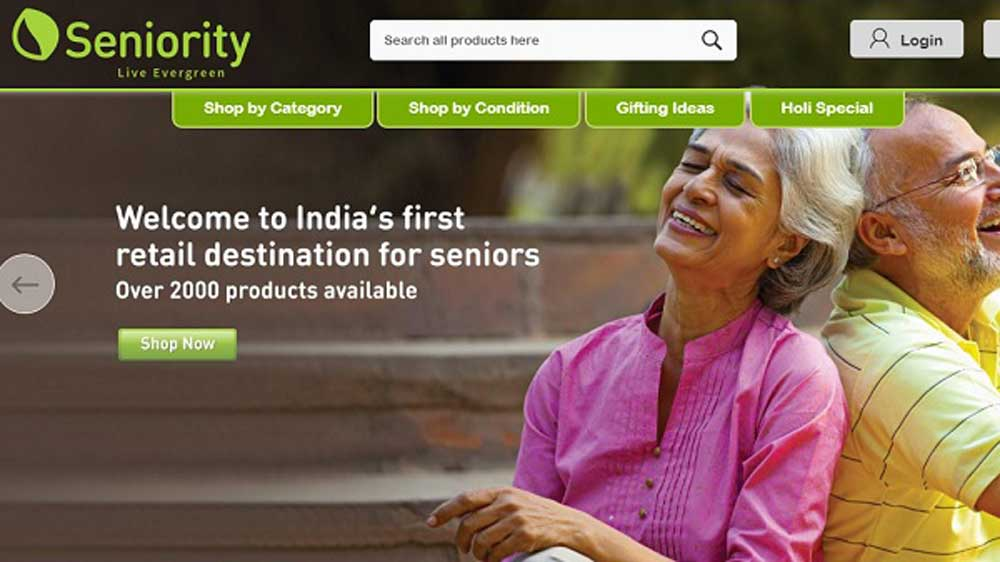 Seniority plans to raise funding for business expansion